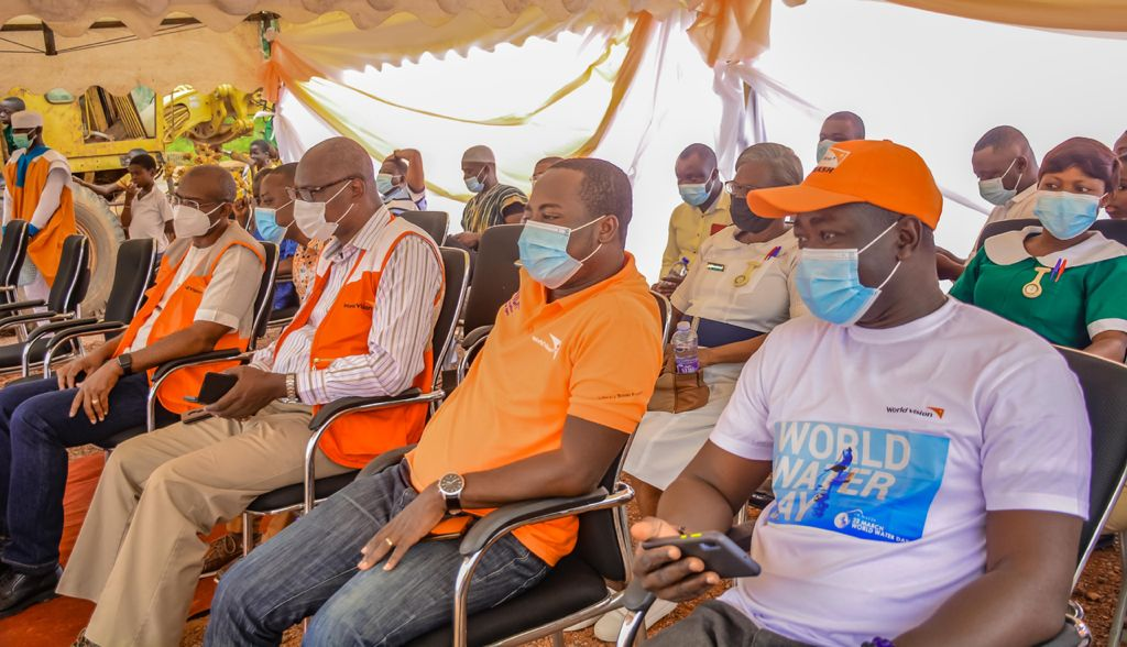 World Vision Ghana commissions health facility at Maudaso to reduce morbidity and mortality