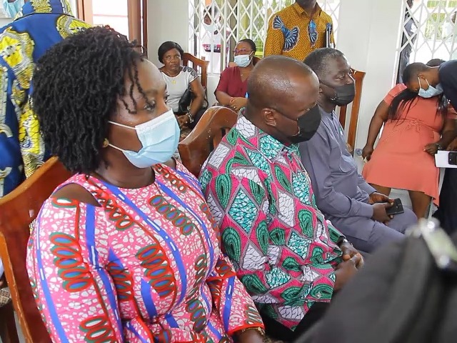 Lands Minister tasks traditional leaders, security, others to intensify 'galamsey' fight