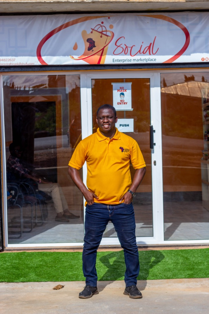 Social enterprise market inaugurated in Tamale to create value and connect the market