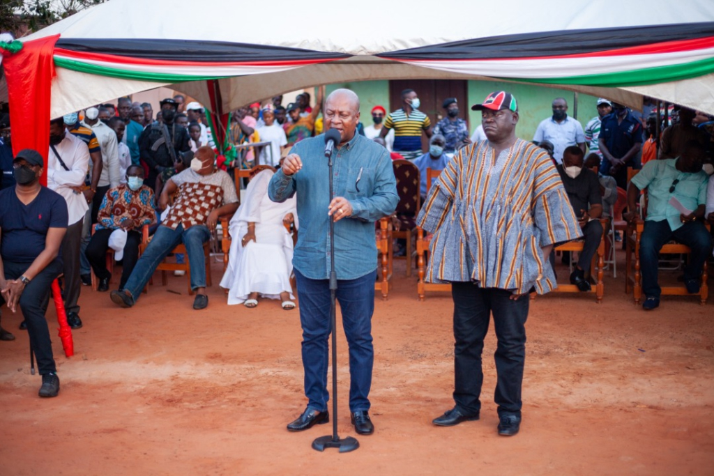 'Do or Die' statement to form basis of NDC campaign to regain power in 2024 - Ashanti region supporters
