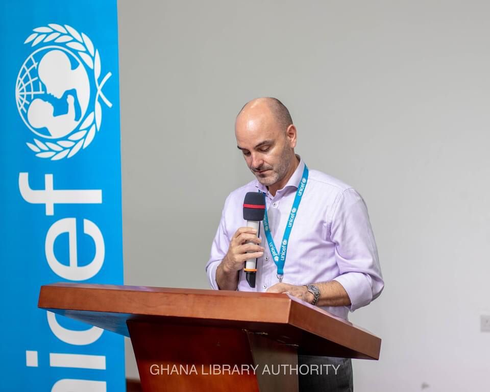 Library Authority and Unicef announce launch of 10 youth engagement centres