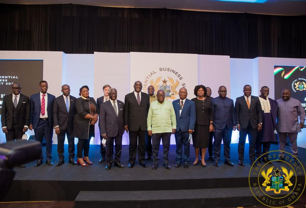 Economy rebounding faster from Covid-19 impact than envisioned – Akufo-Addo