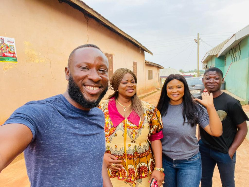 From seamstress to actress: The 25-year journey of Mercy Asiedu