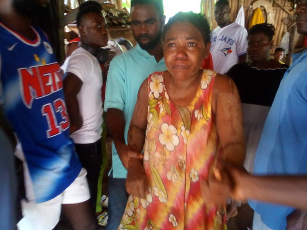 Missing pregnant woman in Takoradi found at Axim