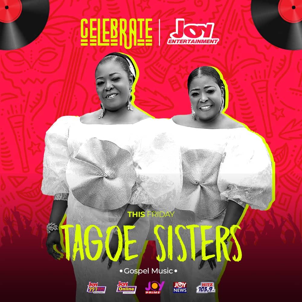 Joy Entertainment celebrates Tagoe Sisters on October 1