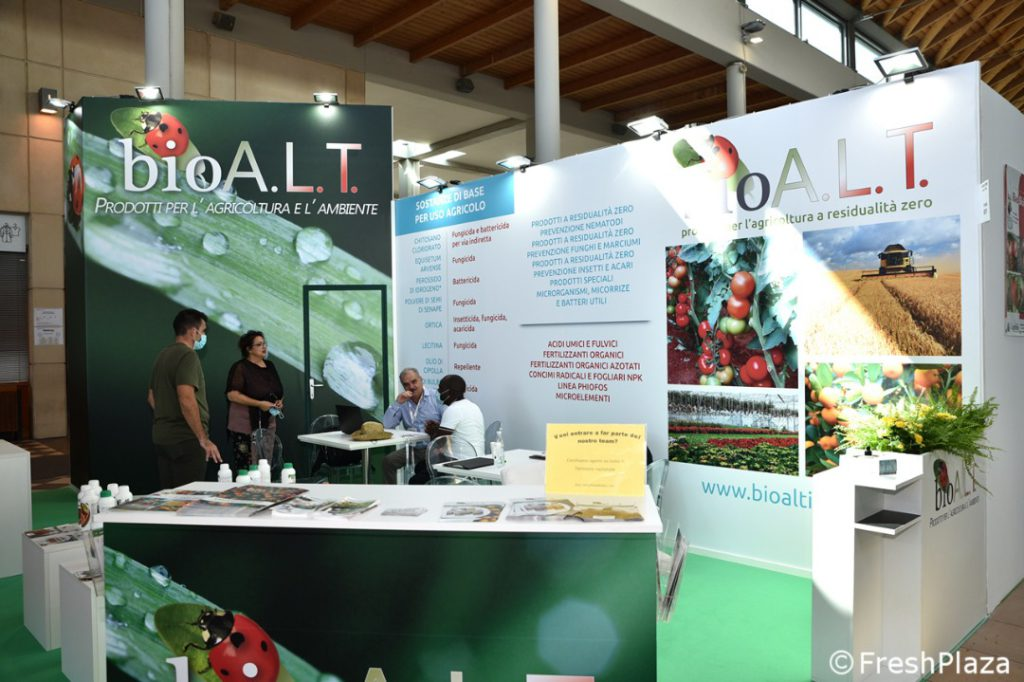 Special edition of Macfrut Expo 2021 ends
