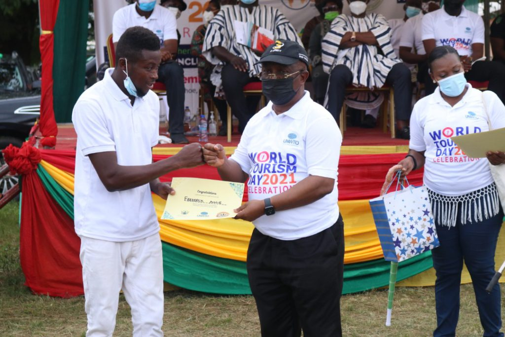Tourism Ministry optimistic about growth of the industry- Okraku-Mantey