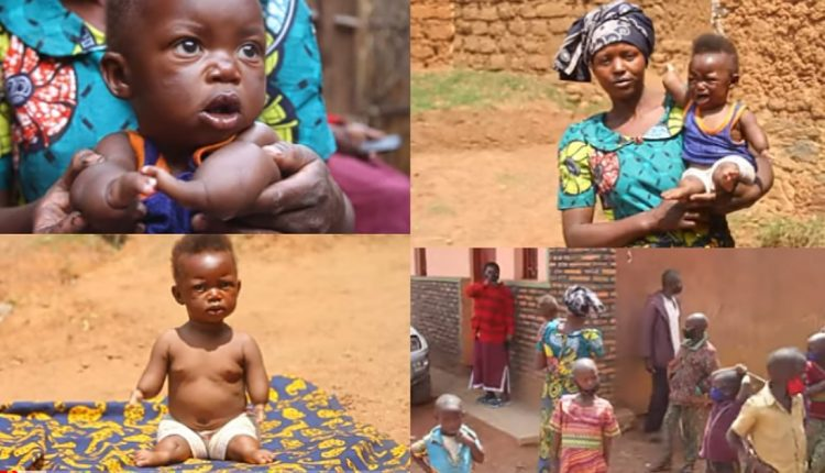 Meet 7-month-old baby with 'supernatural powers' to heal sick people instantly