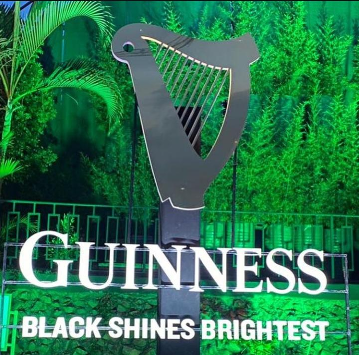 Guinness Ghana launches 'Bright House Experience' in the Black Shines Brightest campaign