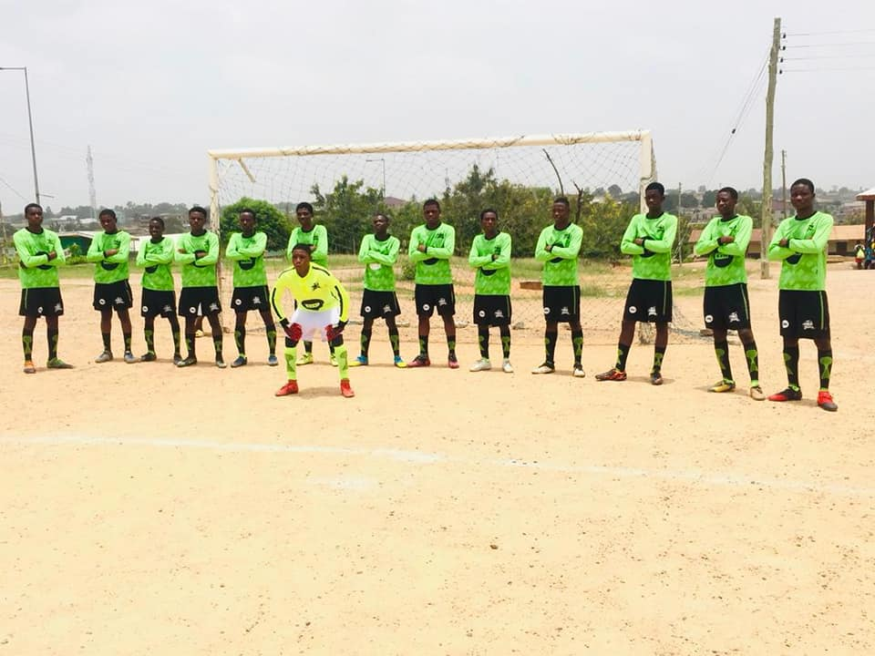 Changing lives in Zongo communities through football