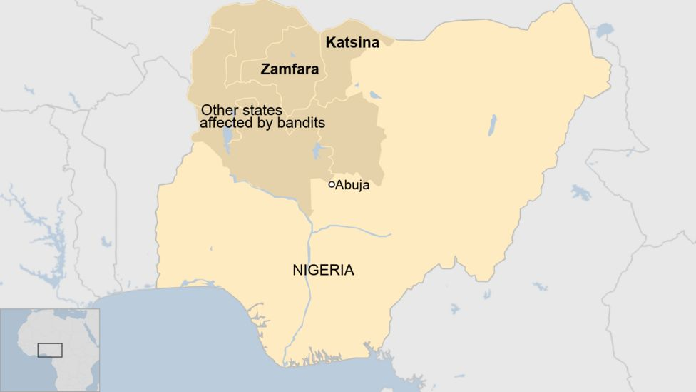 Nigeria's kidnap crisis: Letters replace phones