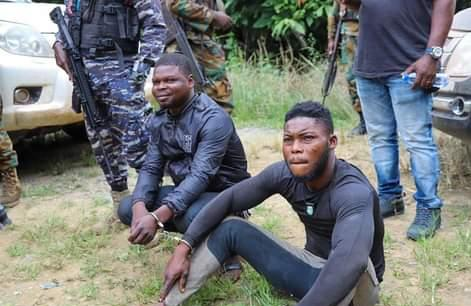 6 arrested for illegal mining at Birim North and Asante Akyem districts