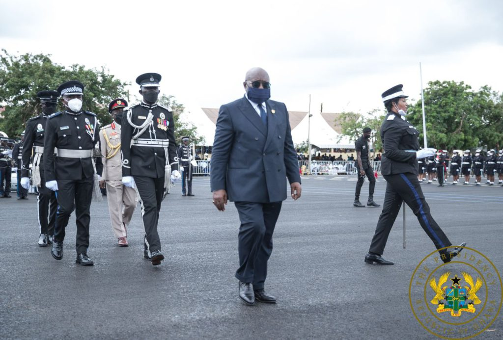 3 helicopters for police in November; 10k CCTV cameras installed – Akufo-Addo