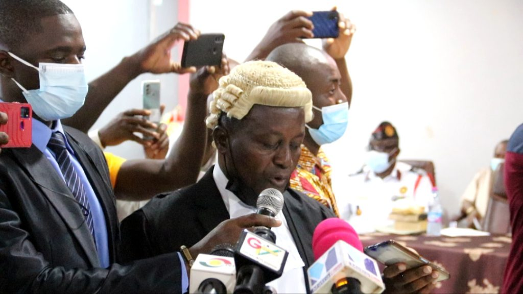 Development won't wait for assemblies that have rejected President's nominees - Upper West Minister