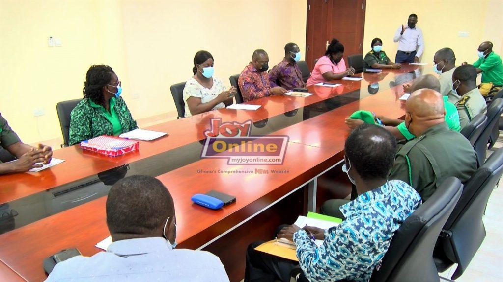 John Allottey Meeting www.myjoyonline.com
