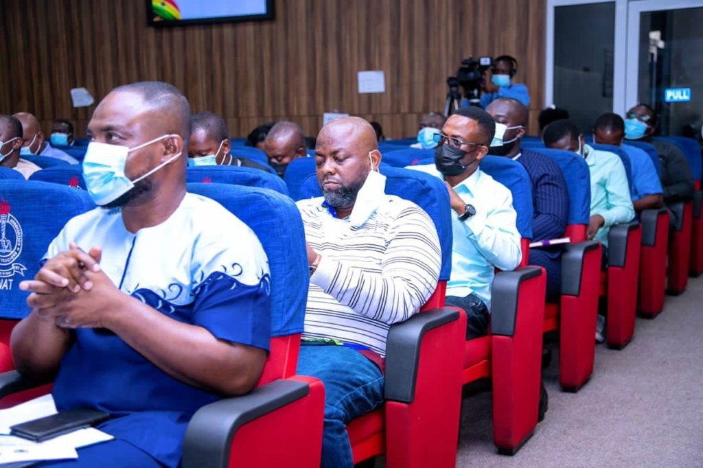 Government engages media on National Security Strategy
