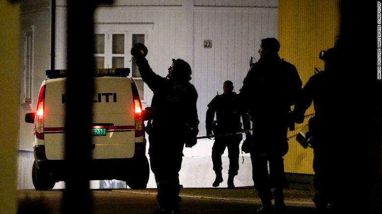 Several killed in attack in Norwegian town of Kongsberg