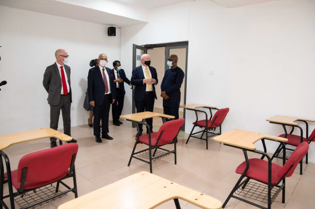Lancaster University unveils ultra-modern campus at Tantra Hills in Accra