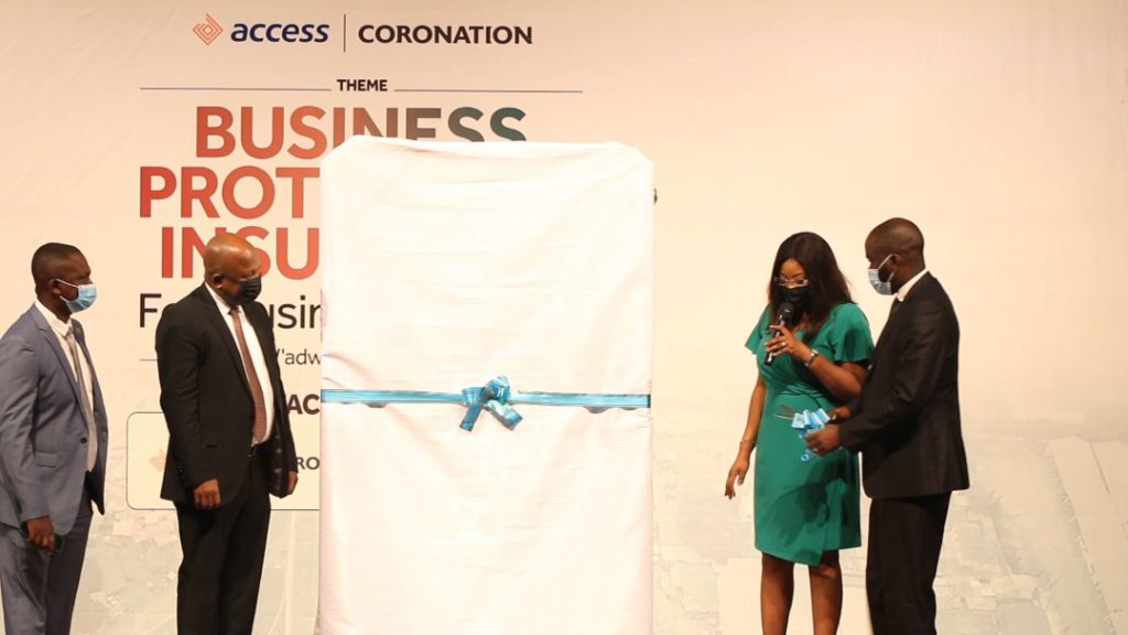 Access Bank partners Coronation Insurance to provide business protection for SMEs