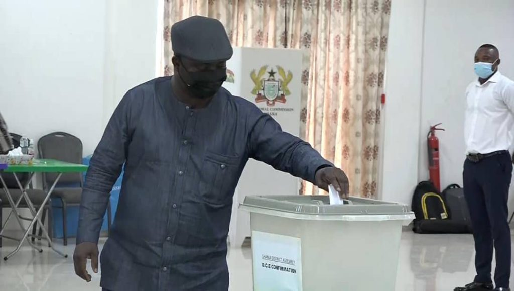 We took ¢2500 each from DCE nominee but voted against him - Shama assembly member reveals