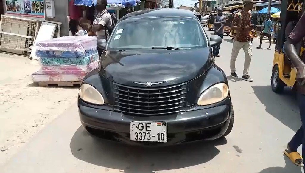 Police on a manhunt for 4 suspected armed robbers who shot and stole money from a man in Cape Coast