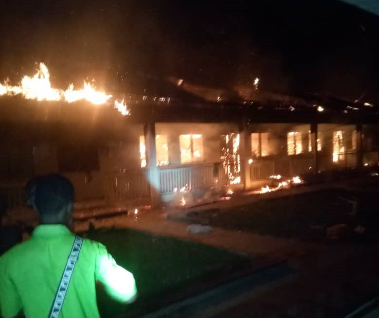 IFEST condemns alleged burning of school properties by WASSCE candidates