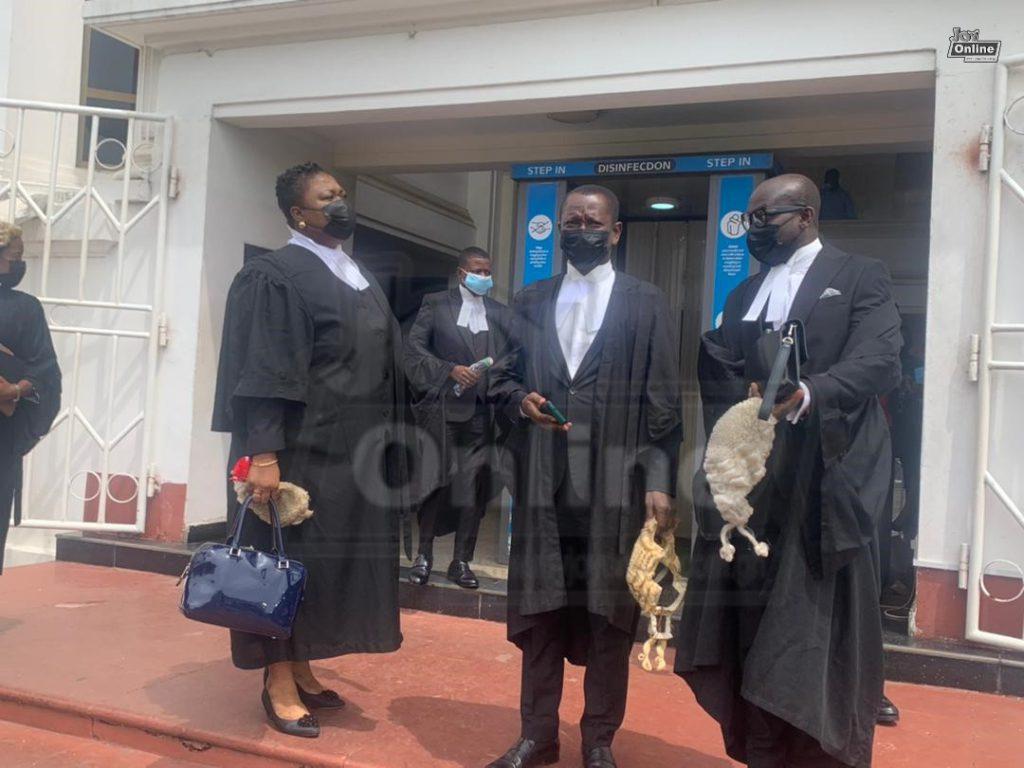 Justice Honyenuga was just waiting to sentence Opuni - Lawyer tells Supreme Court