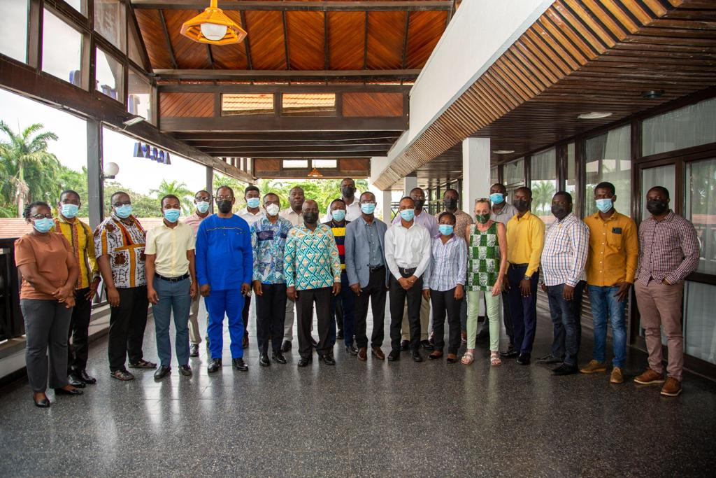 GIZ Ghana builds ECG and NEDCo's capacity in renewable energy and efficiency solutions