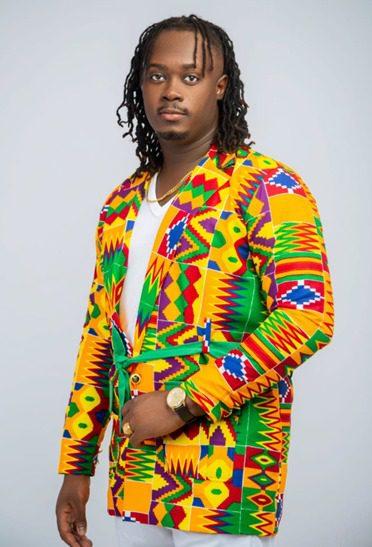 Ghana's Michael Kurdle-Armah pushes boundaries in fashion and music
