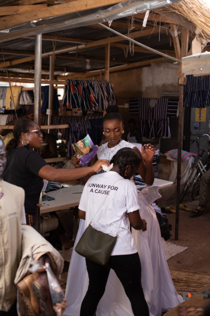 Avonsige shows off Ghana through rich fabrics and fashion with 'Motherland' project