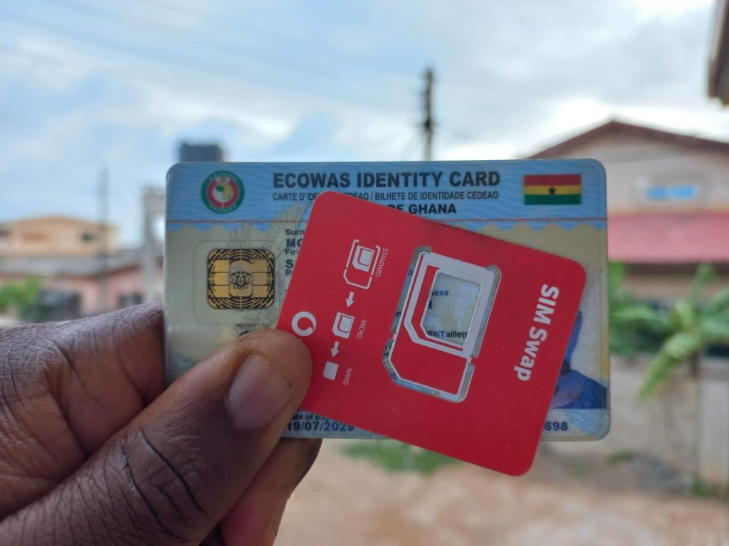 Foreigners posing as Ghanaians to acquire Ghana Card arrested, prosecuted - NIA
