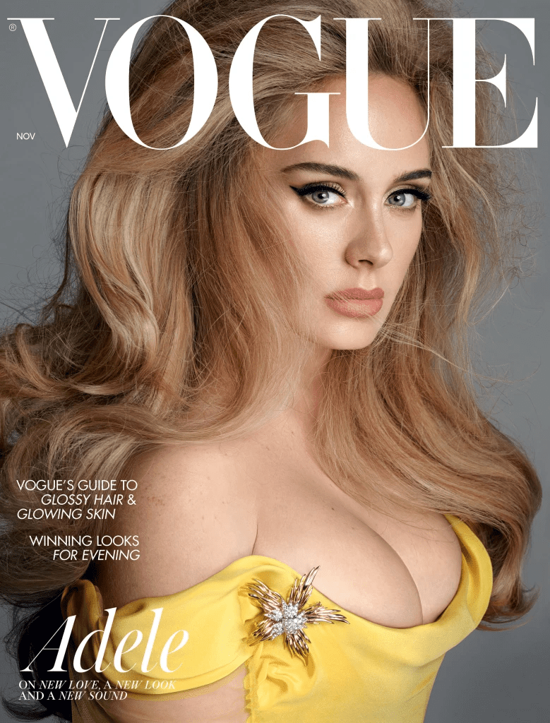 Adele 'disappointed' by women's comments about her weight loss