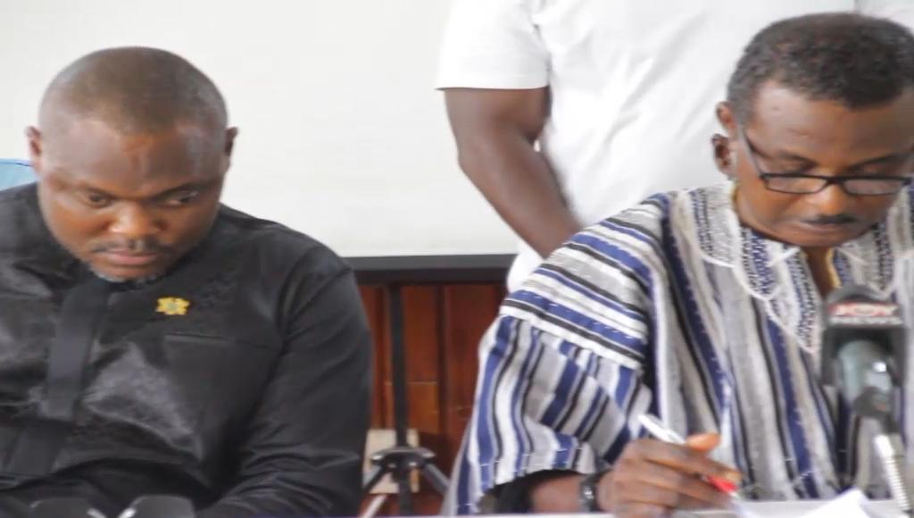 Blame Akufo-Addo and his assigns for any bloodshed in Cape Coast MCE confirmation - 2 NDC MPs