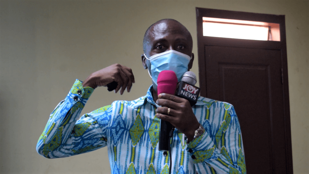 Oforikrom residents fail to take second Covid-19 jab