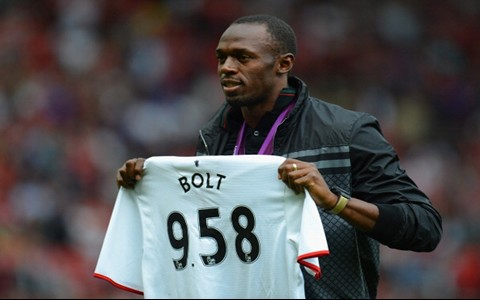 Usain Bolt reiterates desire to move into football ...