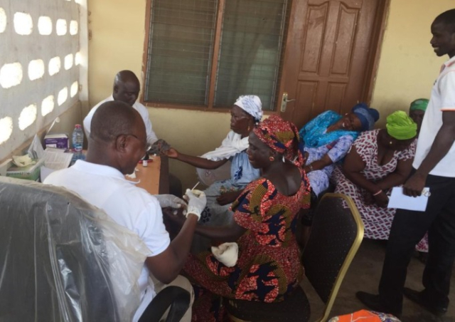 Medical Rescue Group, Jinapor reach out to Damongo ...