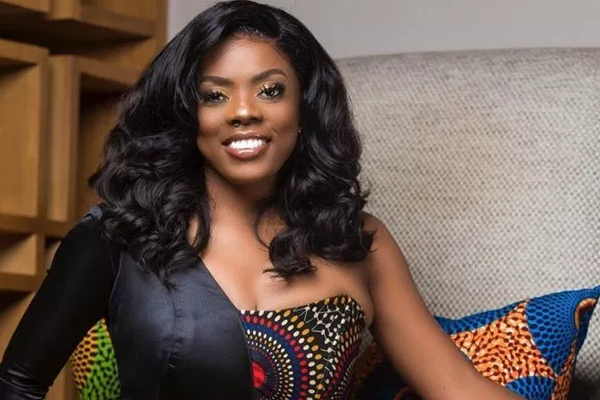 My Son Got Me Through Challenges In My 20s - Nana Aba